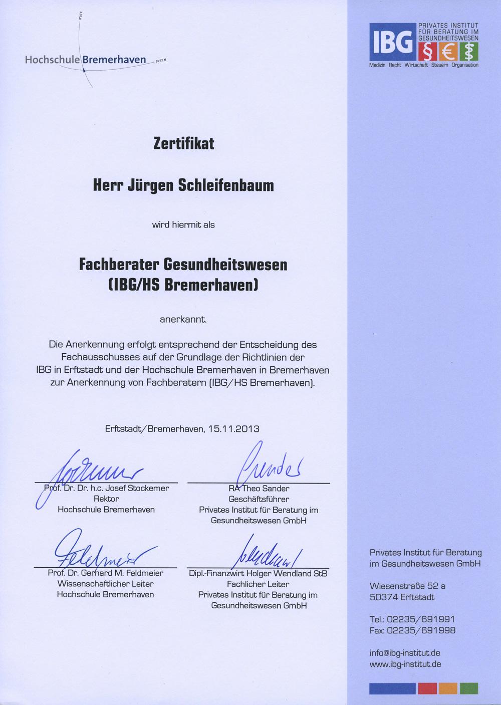 Fachberater_Gesundheitswesen_Schleifenbaum